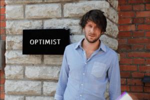Magnus Lužkov - Optimist Creative juht ja strateeg