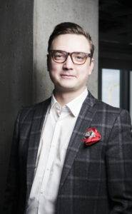 Raido Ruuse, Chief Commercial Officer, Lux Express Group