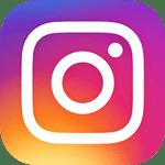 Instagram logo, #milosreklaam