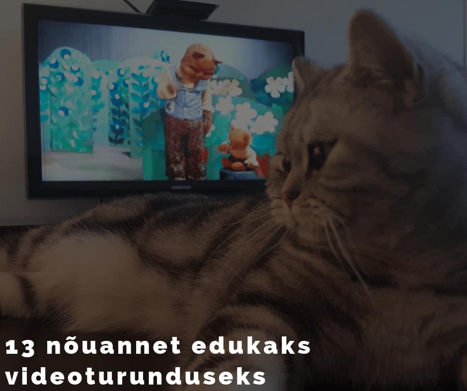 Edukas videoturundus