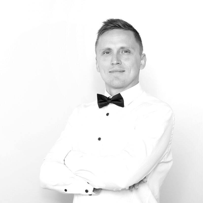 Erkki Markus Smaily asutaja ja tegevjuht