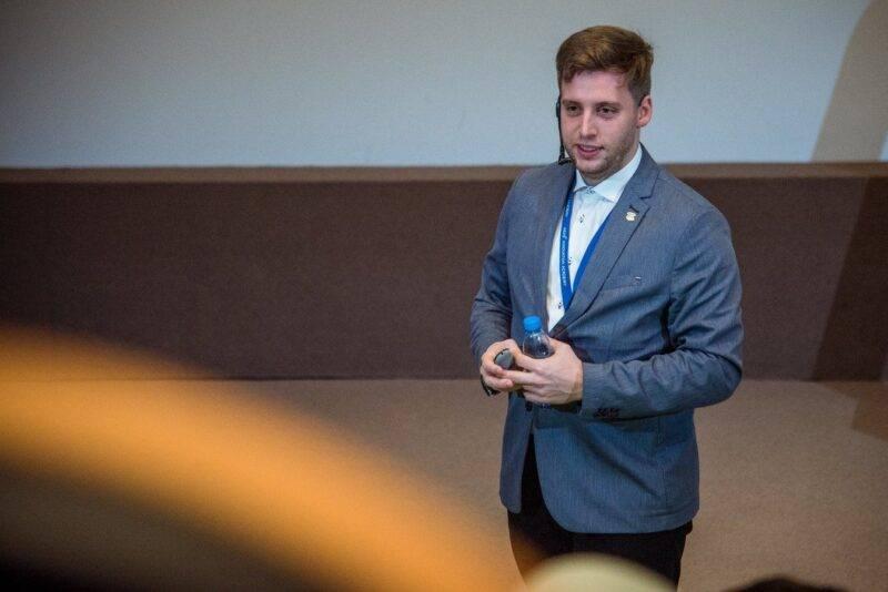 Rene Rumberg, Turundusmentor @ European Innovation Academy + sTARTUp Day turundustiimi liige