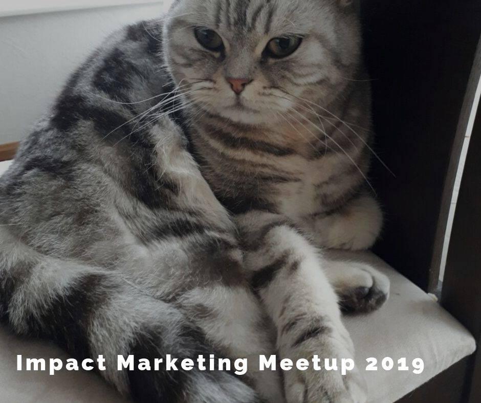 Impact Marketing Meetup 2019