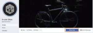 Ampler Bikes Facebooki päisepilt