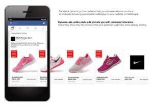Facebook Catalogue sales