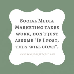 Sotsiaalmeedia nõuab tööd