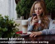 Laste sotsiaalmeedia kasutuse uuring