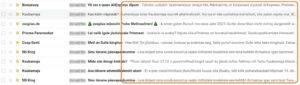 Eelvaate tekst e-maili turunduses